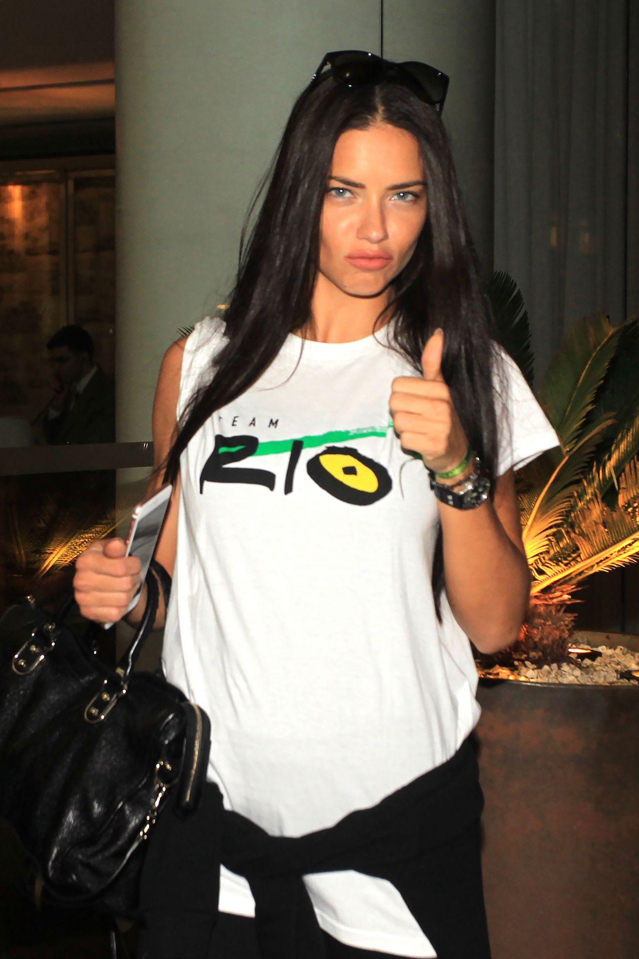 46. Adriana Lima