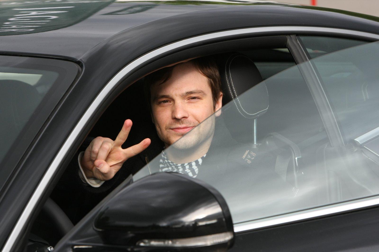 Alexey Chadov boasted with a new car 11/12/2015 73