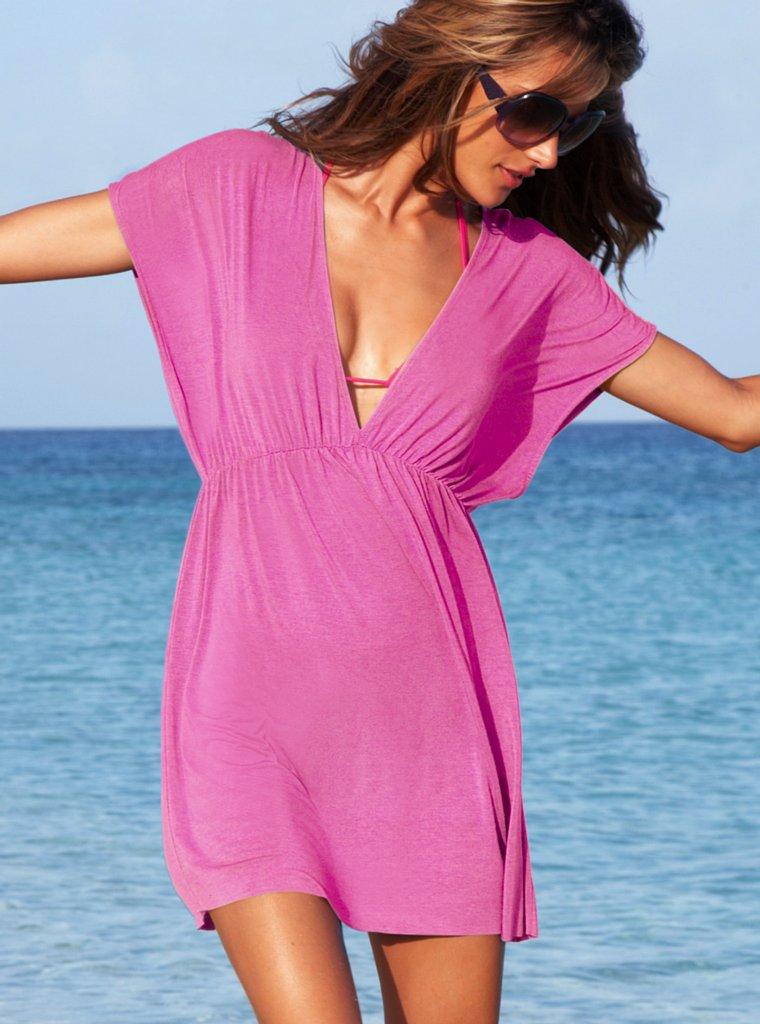 Пляжное платье сшить самой фото