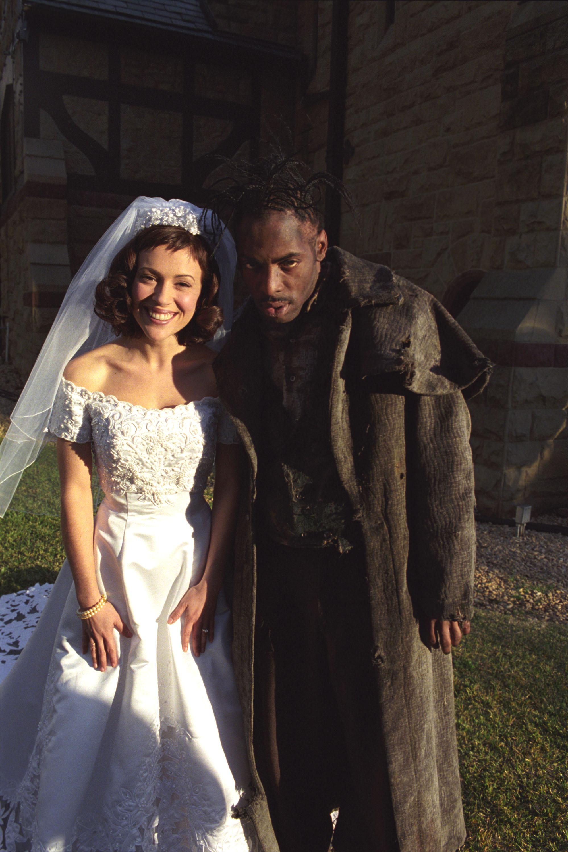 Фото алисы милано со свадьбы