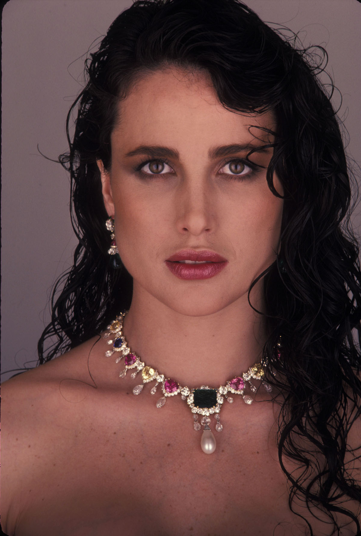 Andie macdowell who is she dating 10