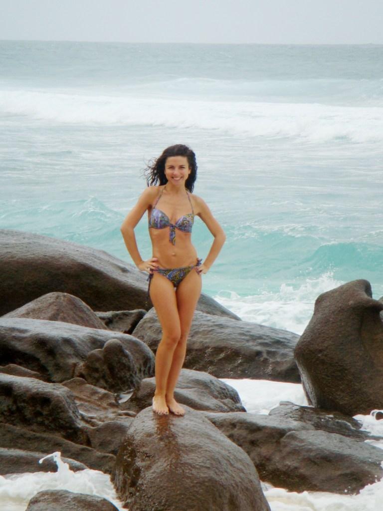 Bikini Anna Pletneva nude photos 2019