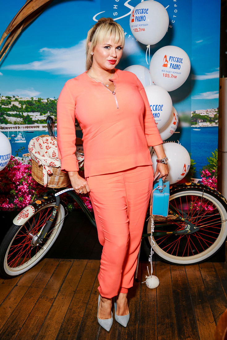 Anna Semenovich photo #749553