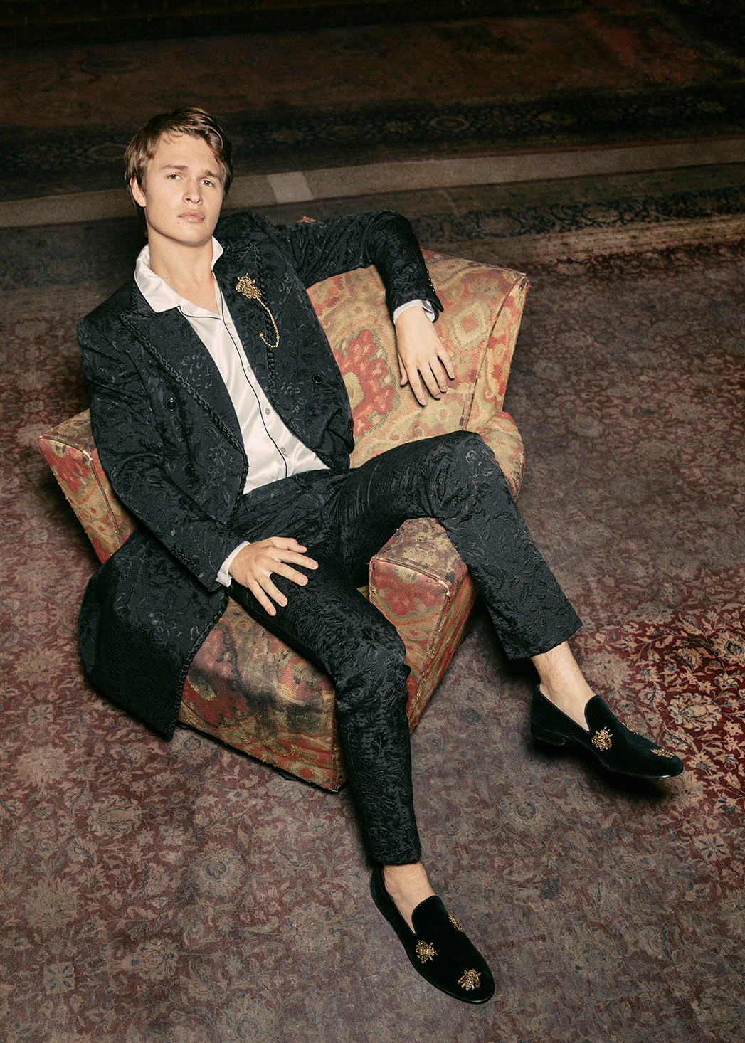 Ansel Elgort photo #756902