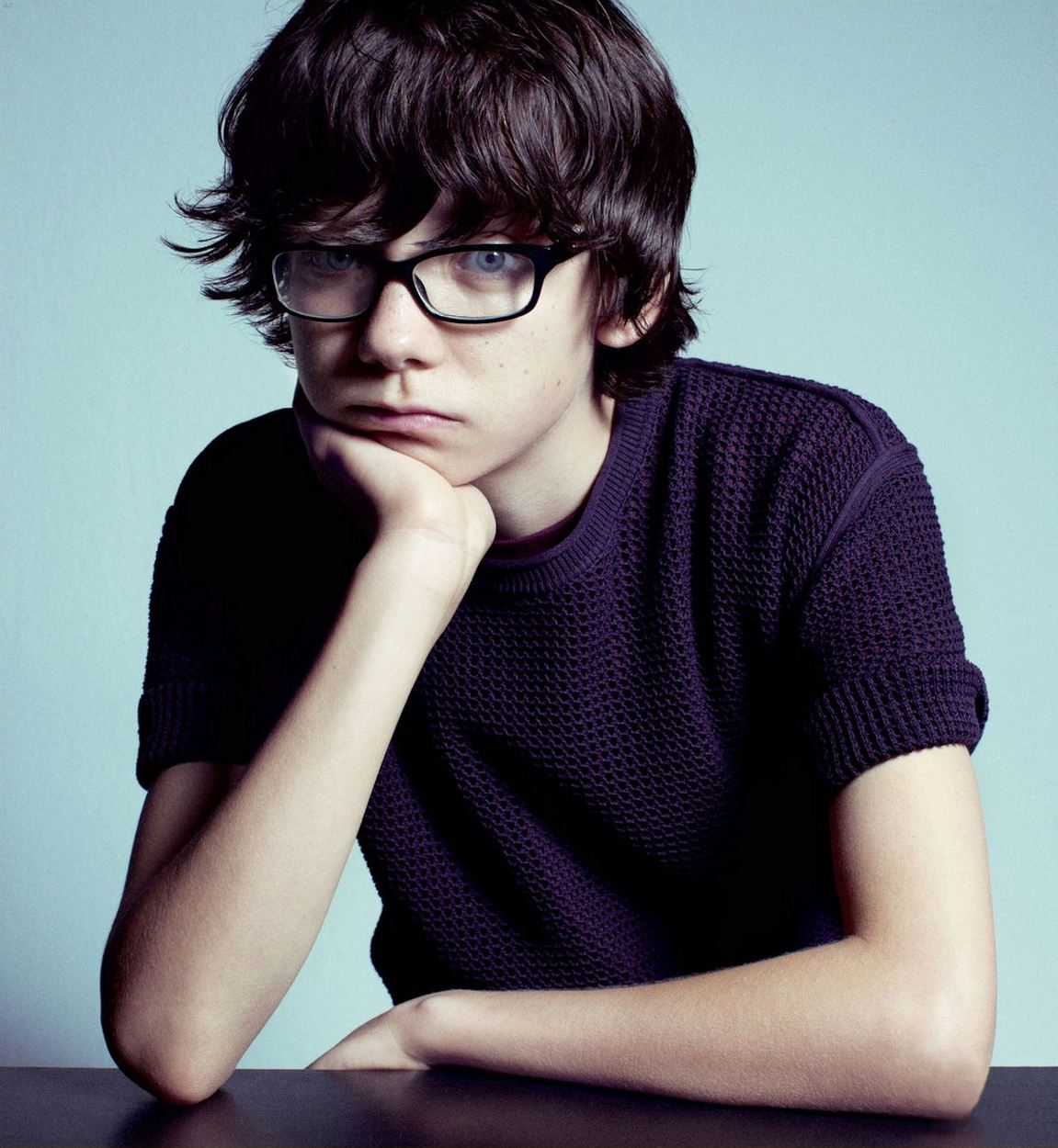 Asa Butterfield photo #433800
