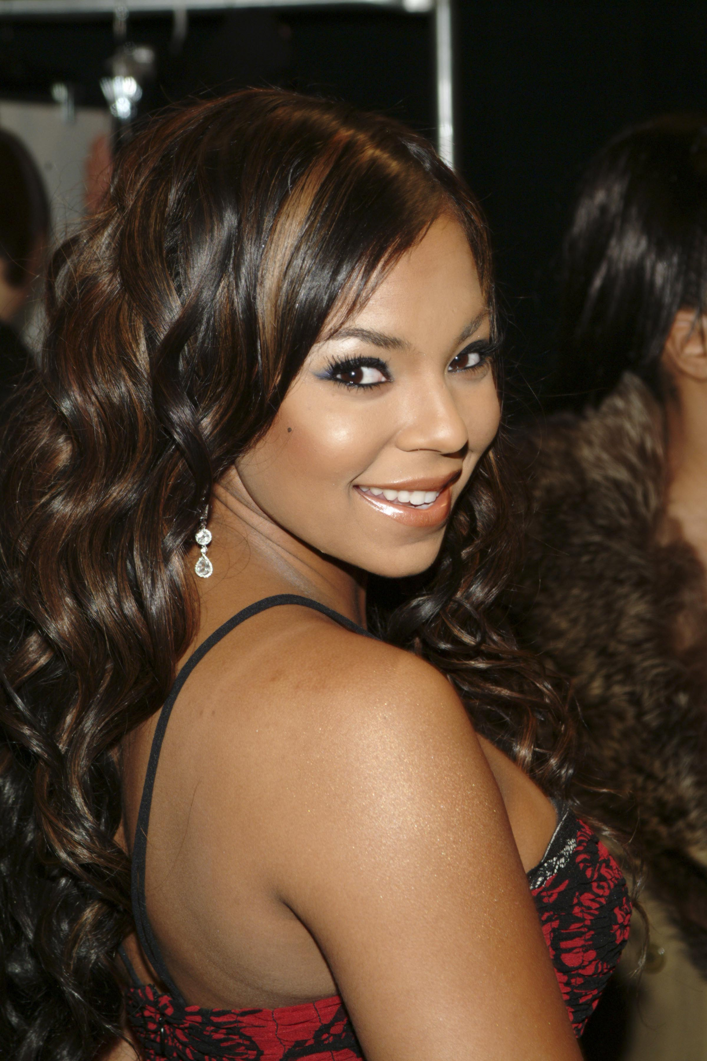 Ashanti dating