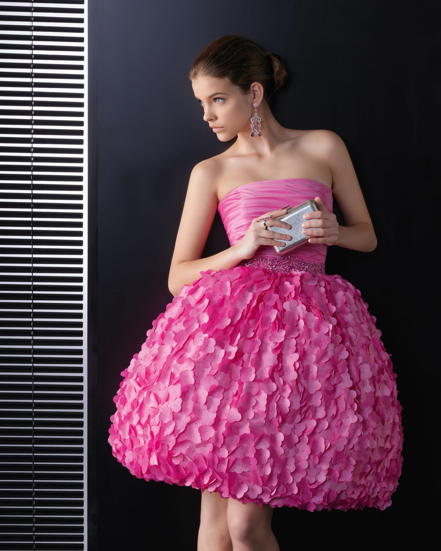 Increíble Vestidos De Fiesta Alternativos Friso - Colección de ...