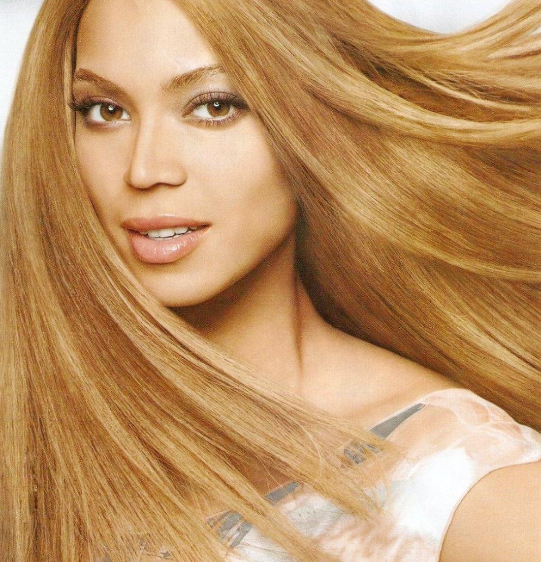 Цвет волос медовый карамельный
