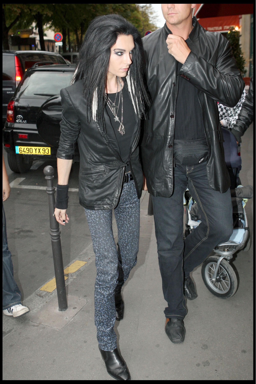 Том каулитц и его девушки фото