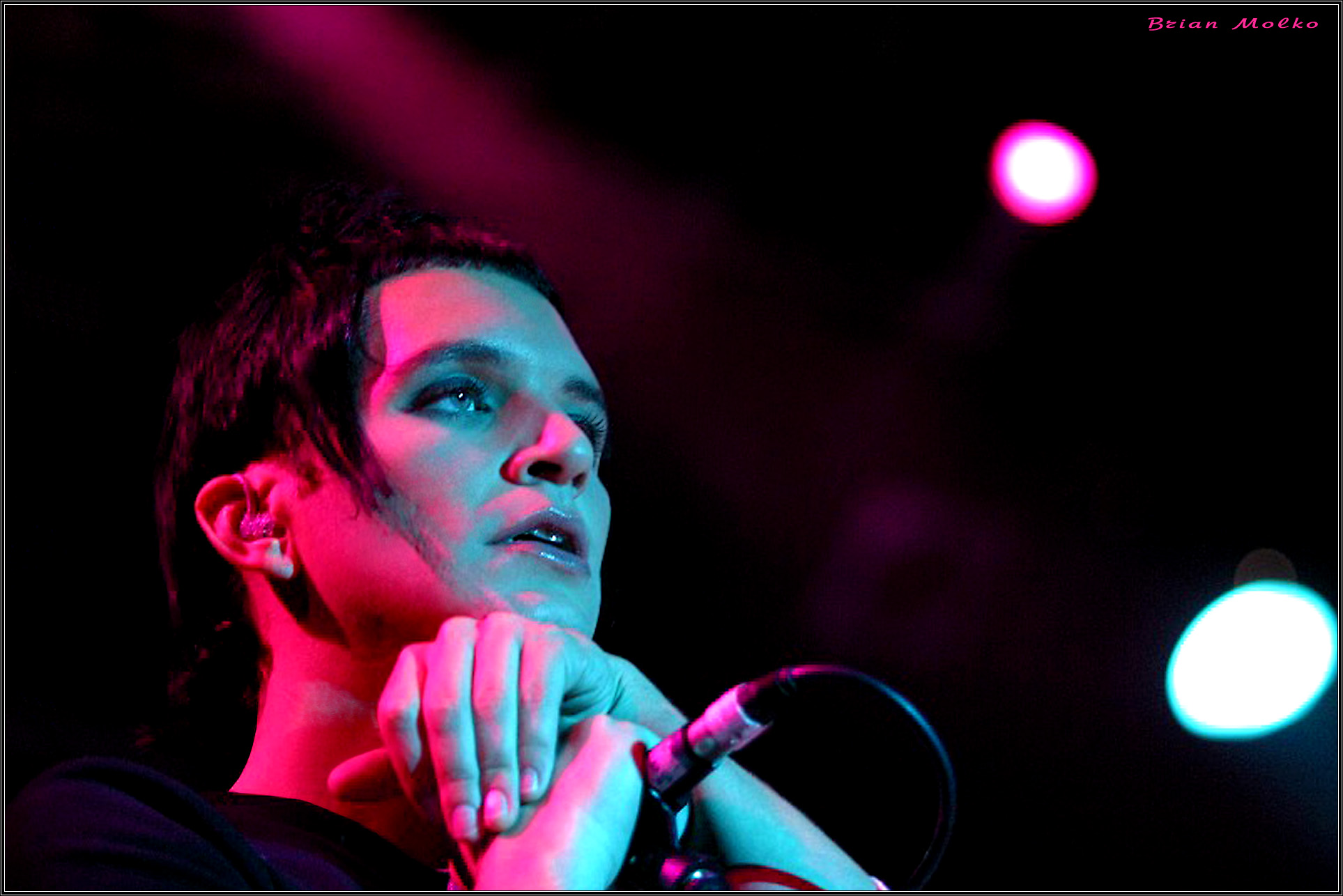 Brian Molko photo #36334