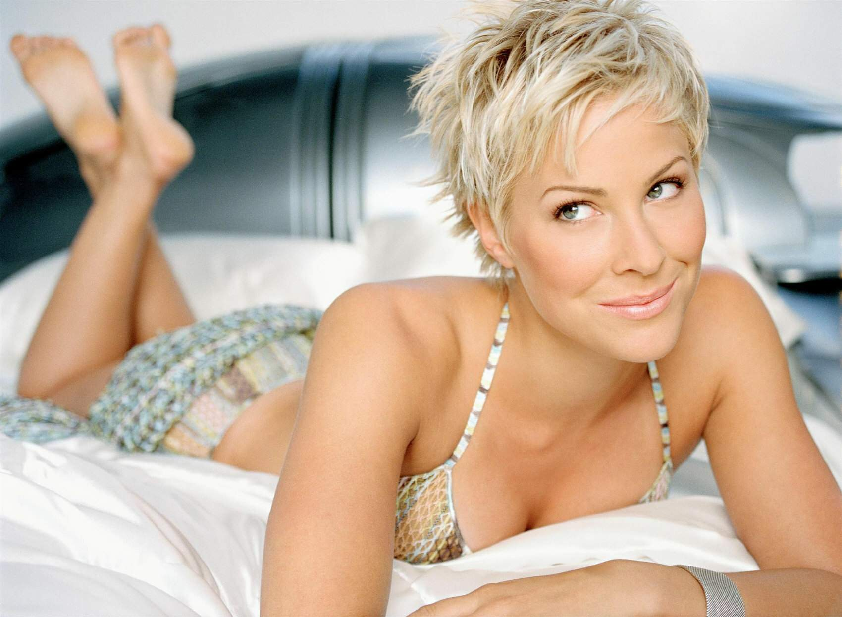 Not brittany daniel toes with
