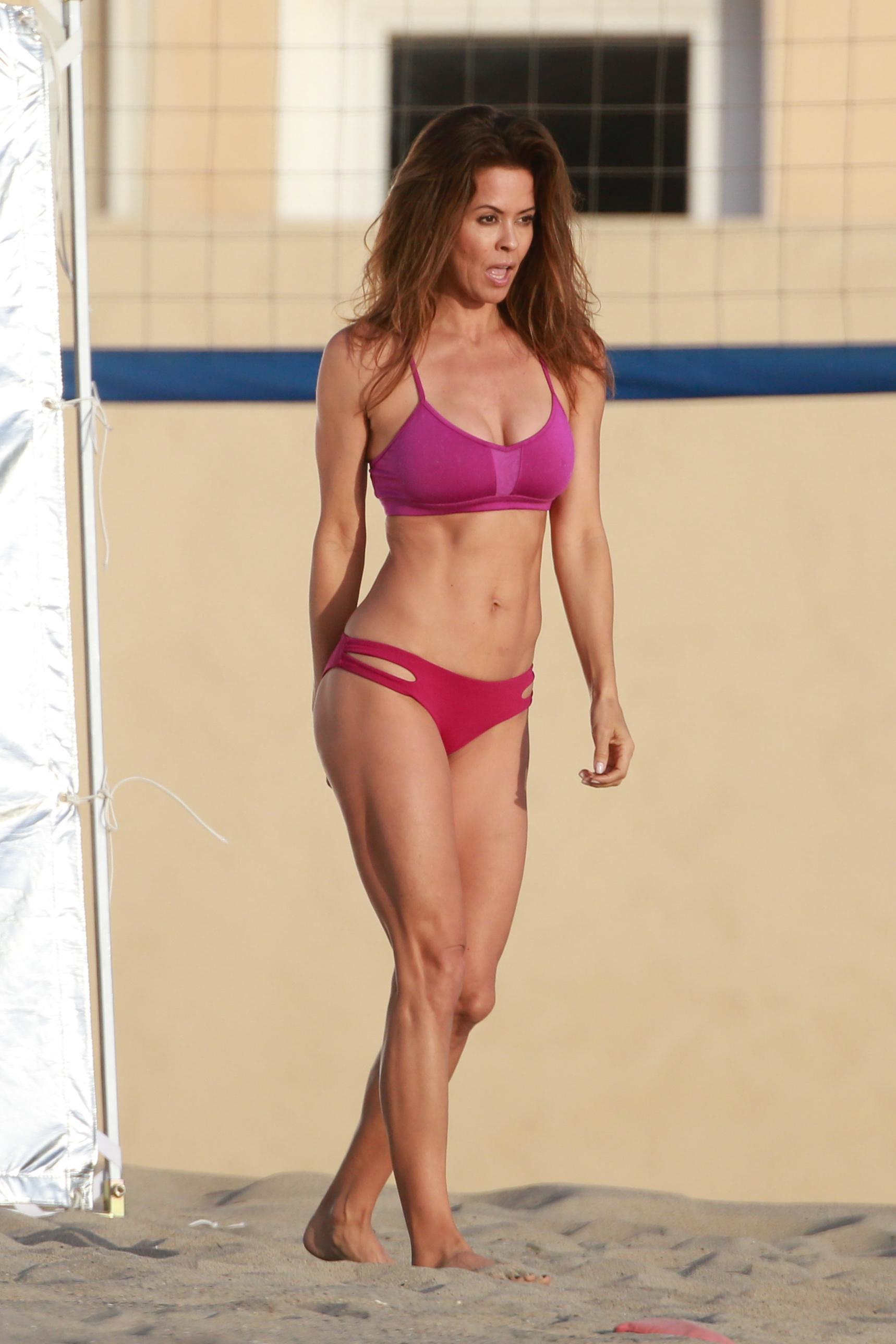 Brooke Burke Bikini - #TheFappening