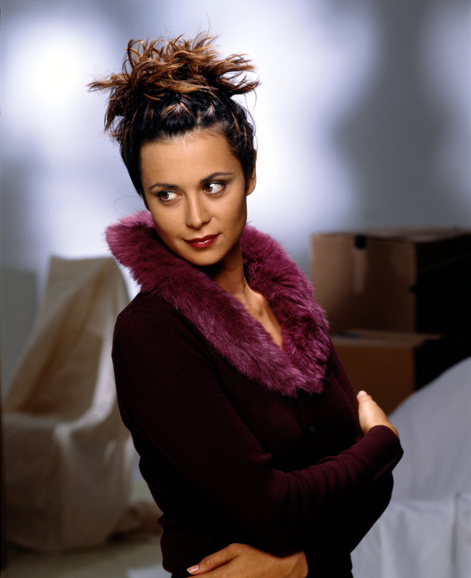 Photo Gallery: Catherine Bell Photo Gallery