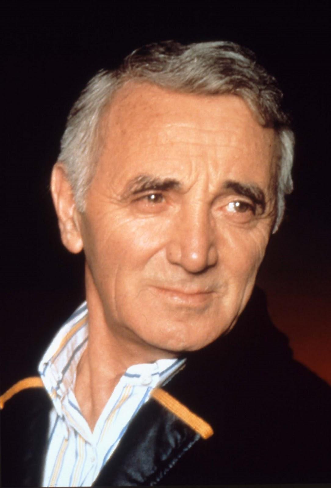 Charles Aznavour - Charles Aznavour & The Clayton Hamilton Jazz Orchestra