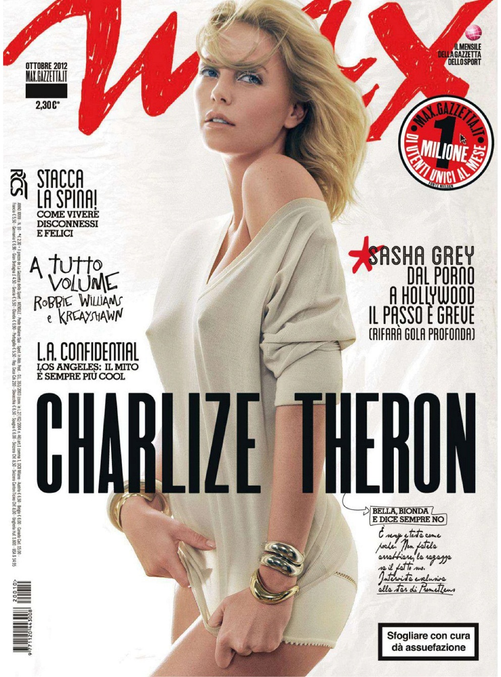 Charlize Theron photo #438838