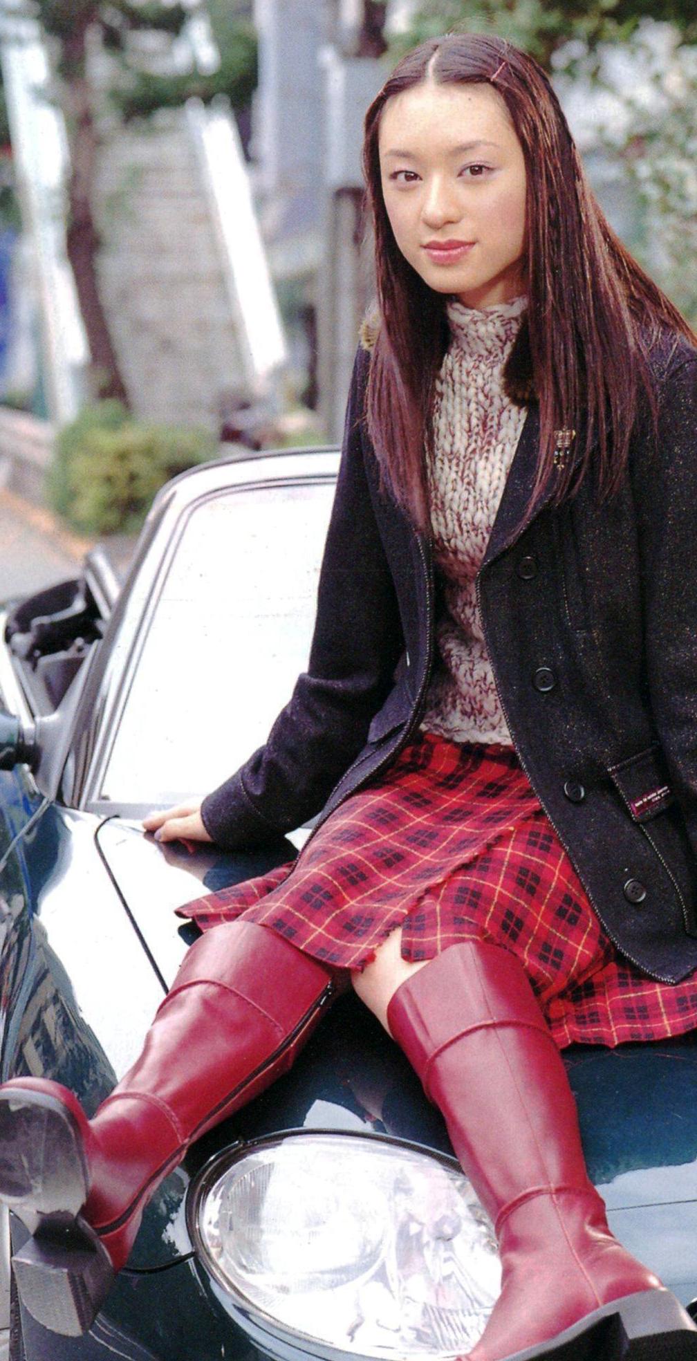 Chiaki Kuriyama photo gallery - page #6   Celebs-Place.com