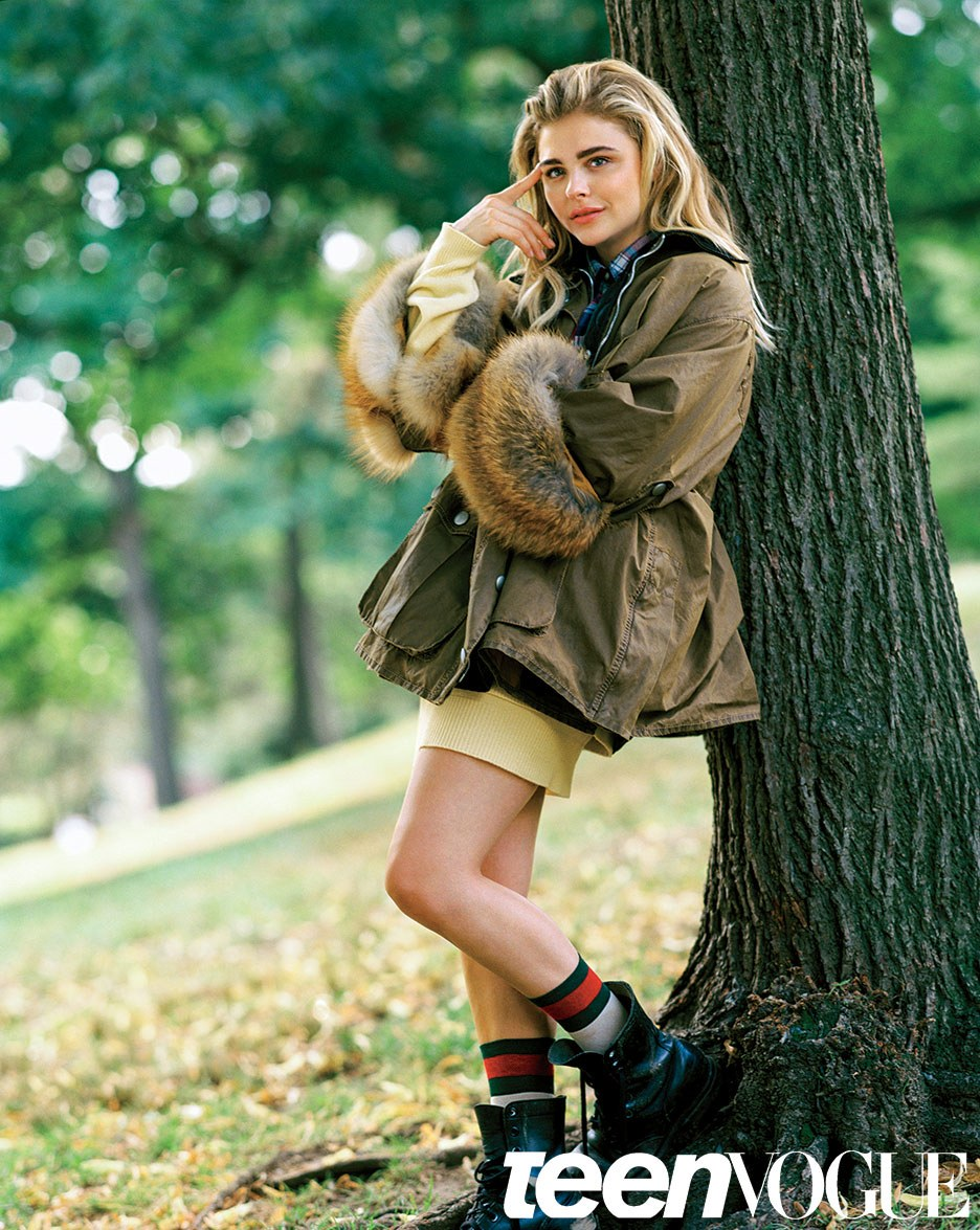 Chloe Moretz photo #741388