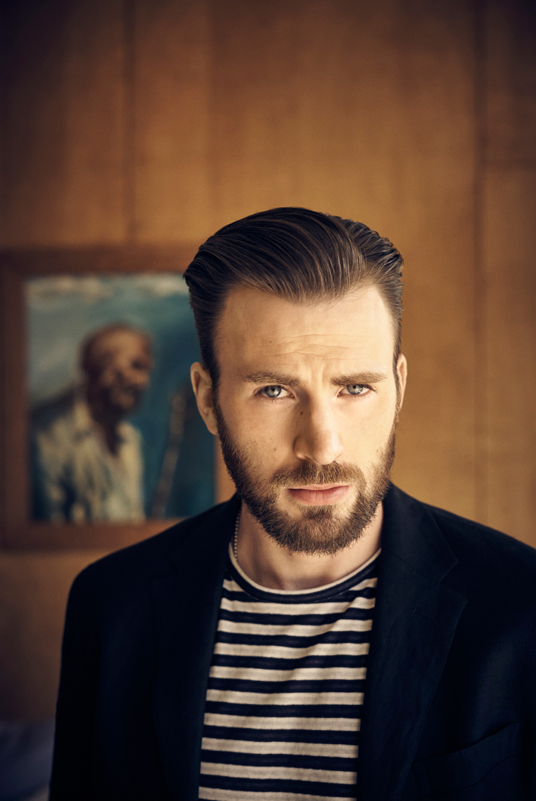 Chris Evans photo #712481