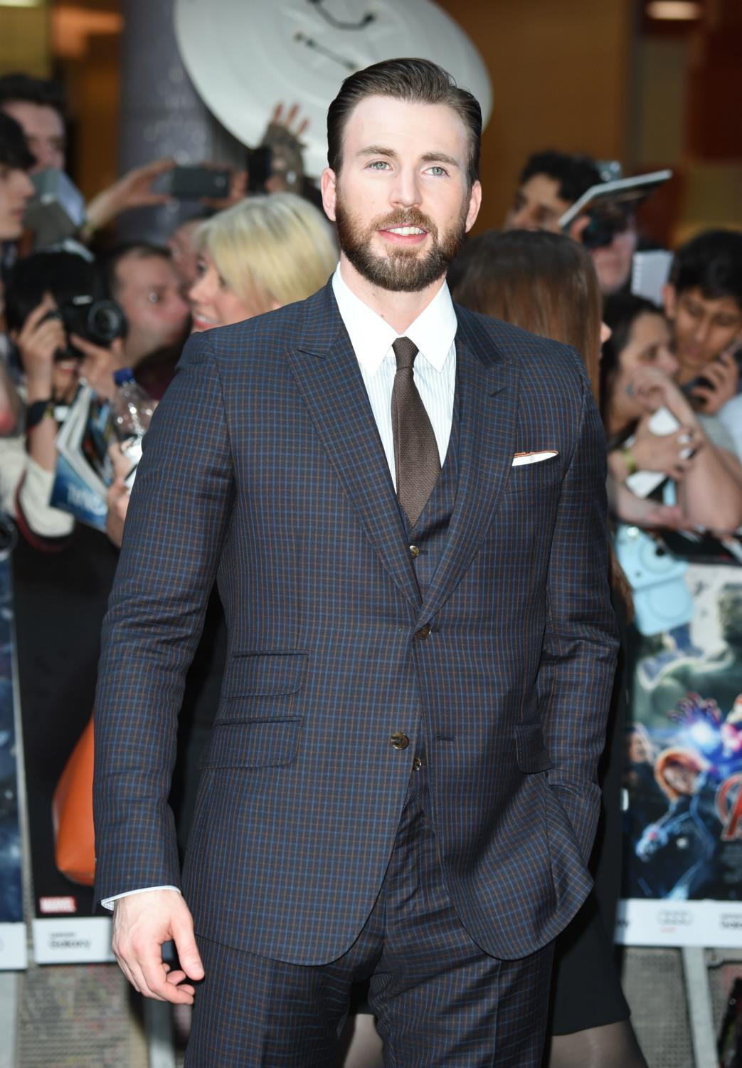 Chris Evans photo #650142