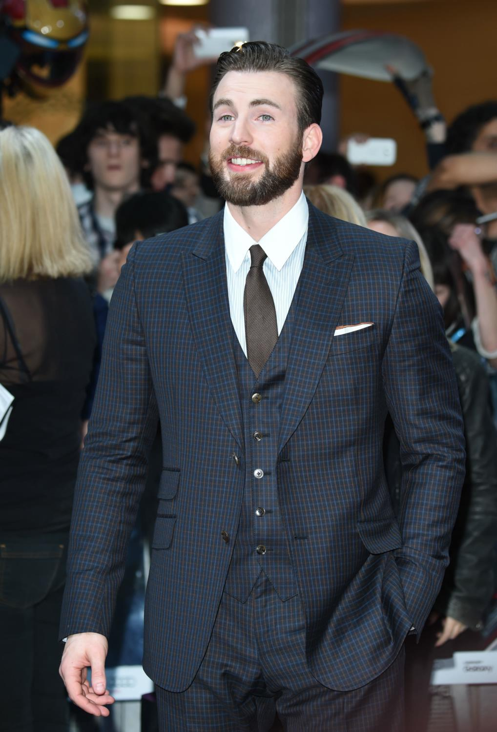 Chris Evans photo #650140
