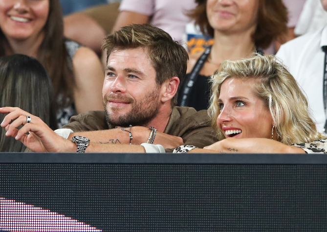 Chris Hemsworth photo #828572
