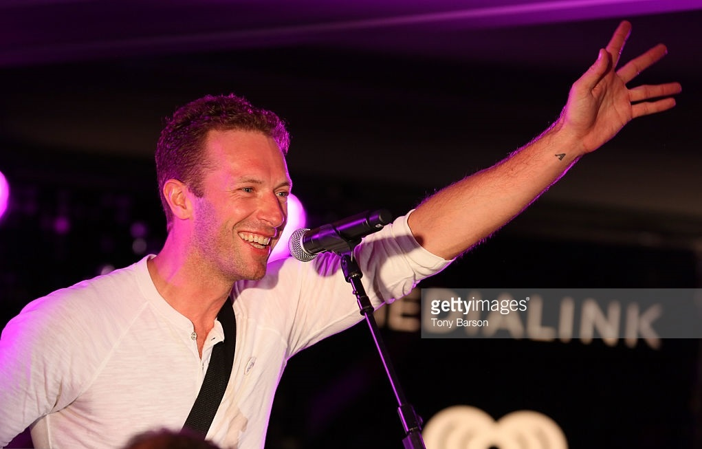 Chris Martin photo #813487