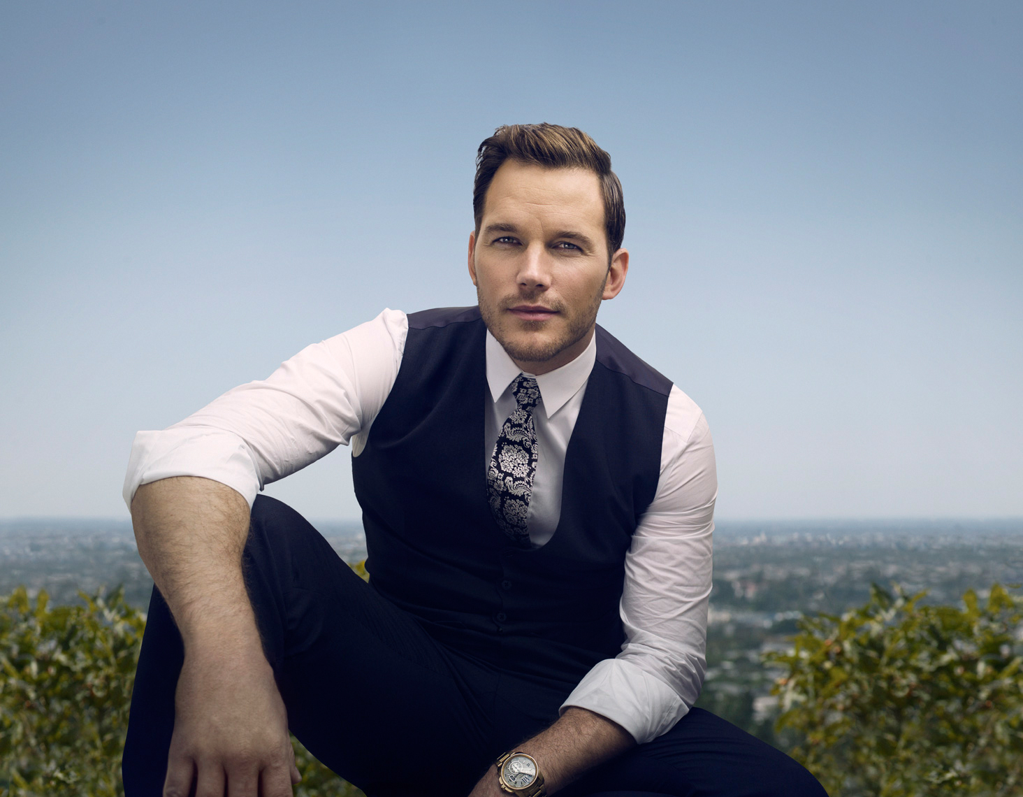 Chris Pratt photo #762504