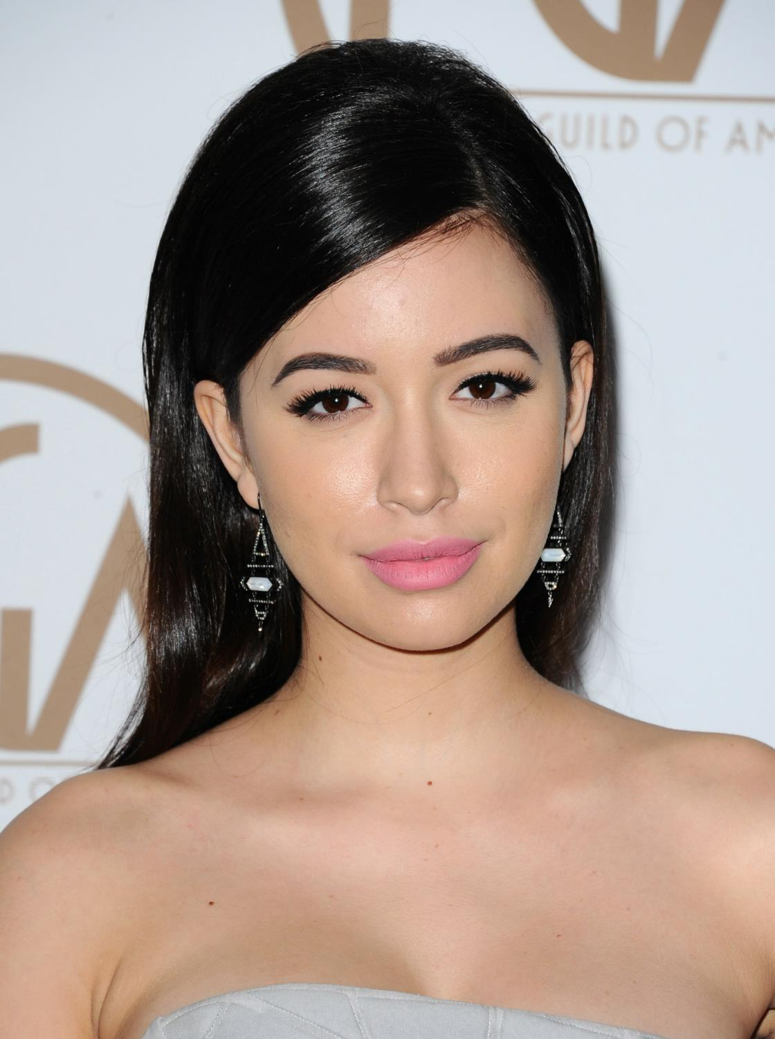 christian serratos walking dead
