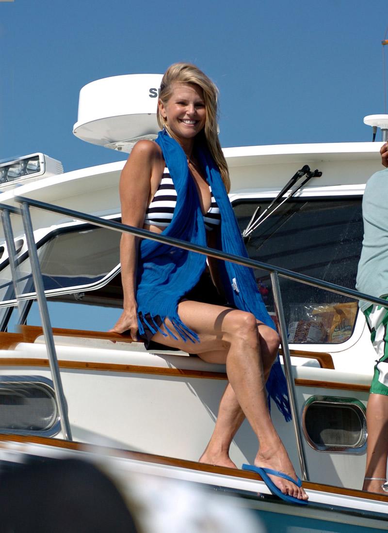 Christie Brinkley phot... Pamela Anderson