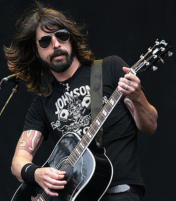 Dave Grohl photo #562386