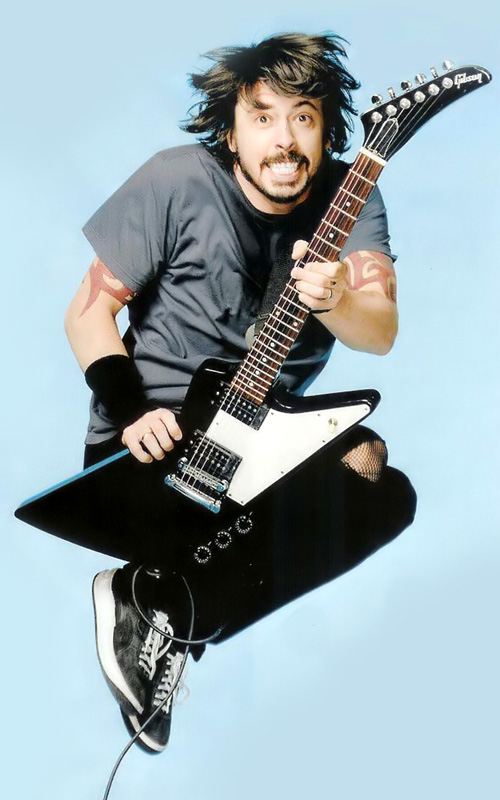 Dave Grohl photo #562389