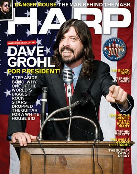 Thumbnail of Dave Grohl photo #562403