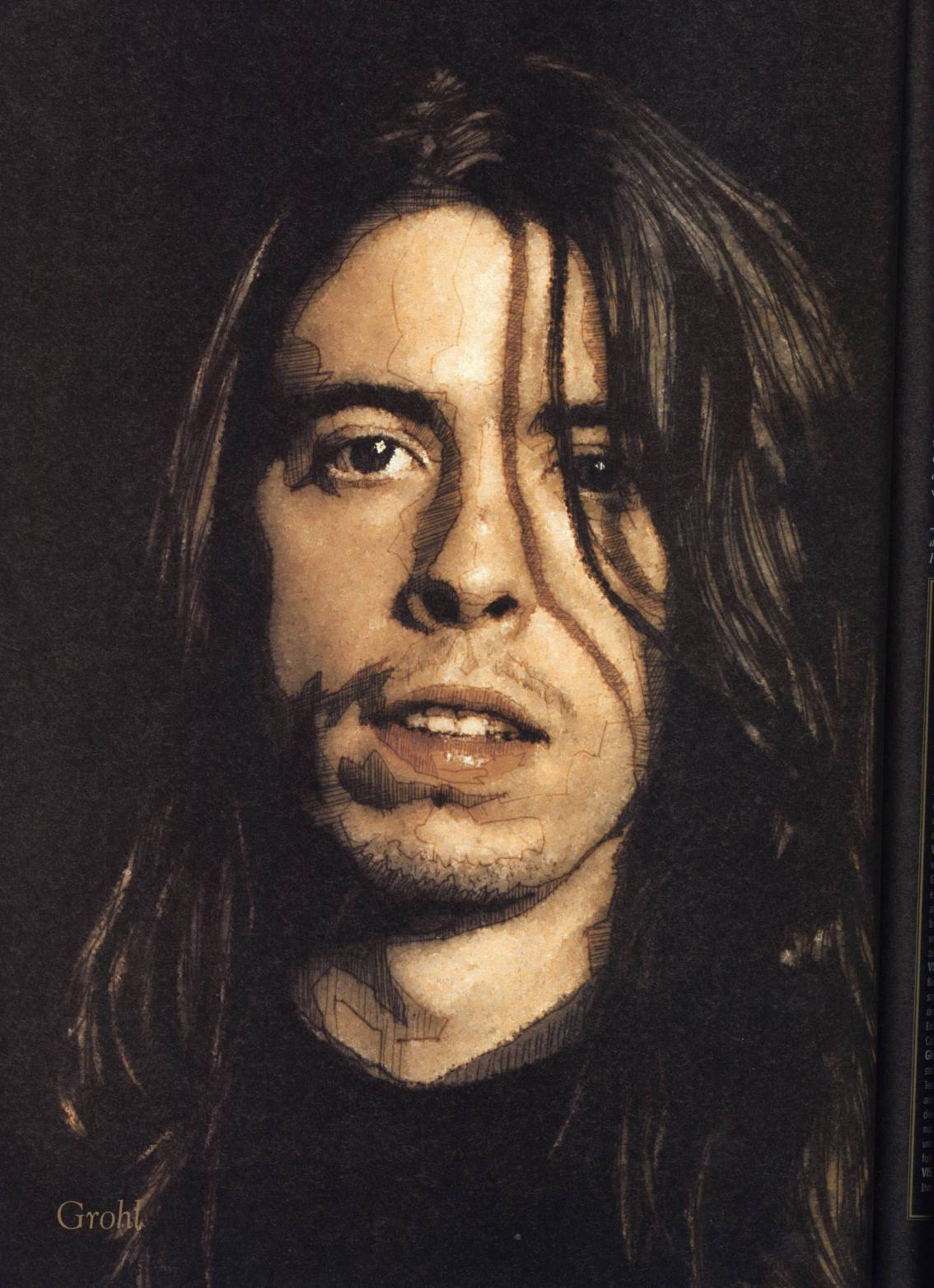 Thumbnail of Dave Grohl photo #562405
