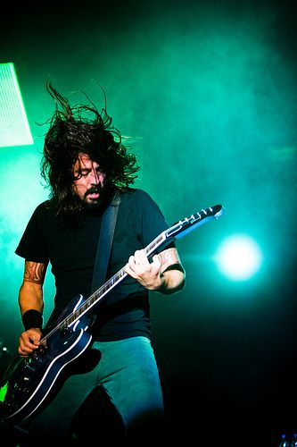 Thumbnail of Dave Grohl photo #562411