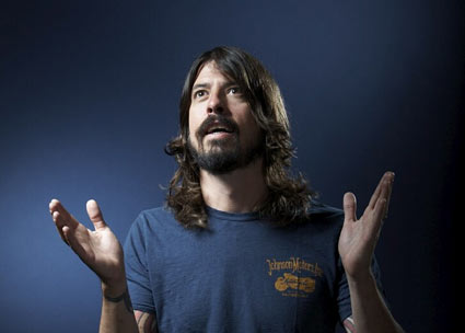 Thumbnail of Dave Grohl photo #562412