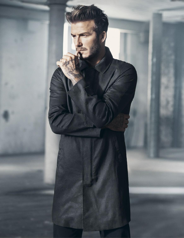 25 Pictures of David Beckham, Shirtless (You re Welcome) Glamour David beckham model photos