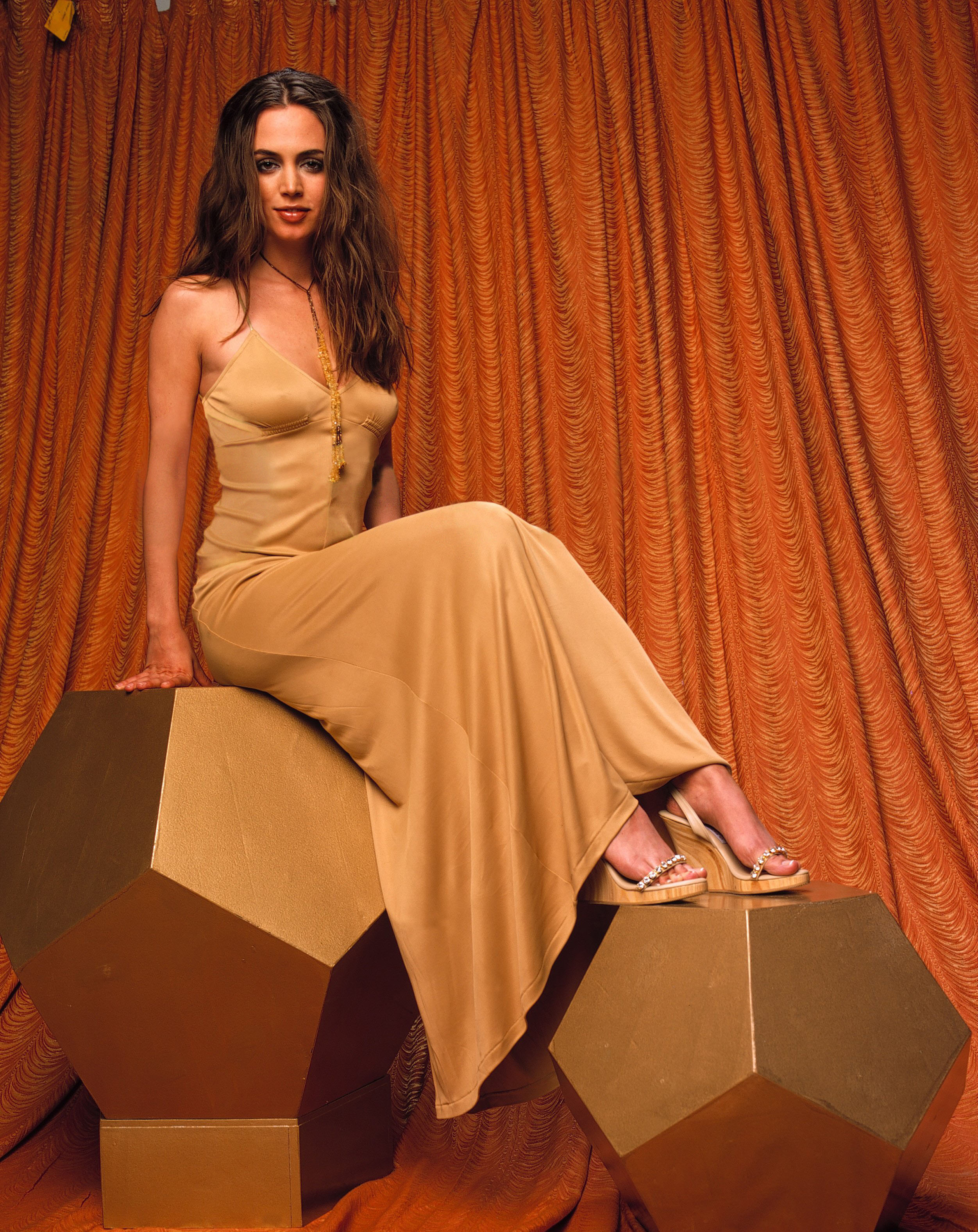 Eliza dushku hq photoshoot for mean magazine july 2001 new picture