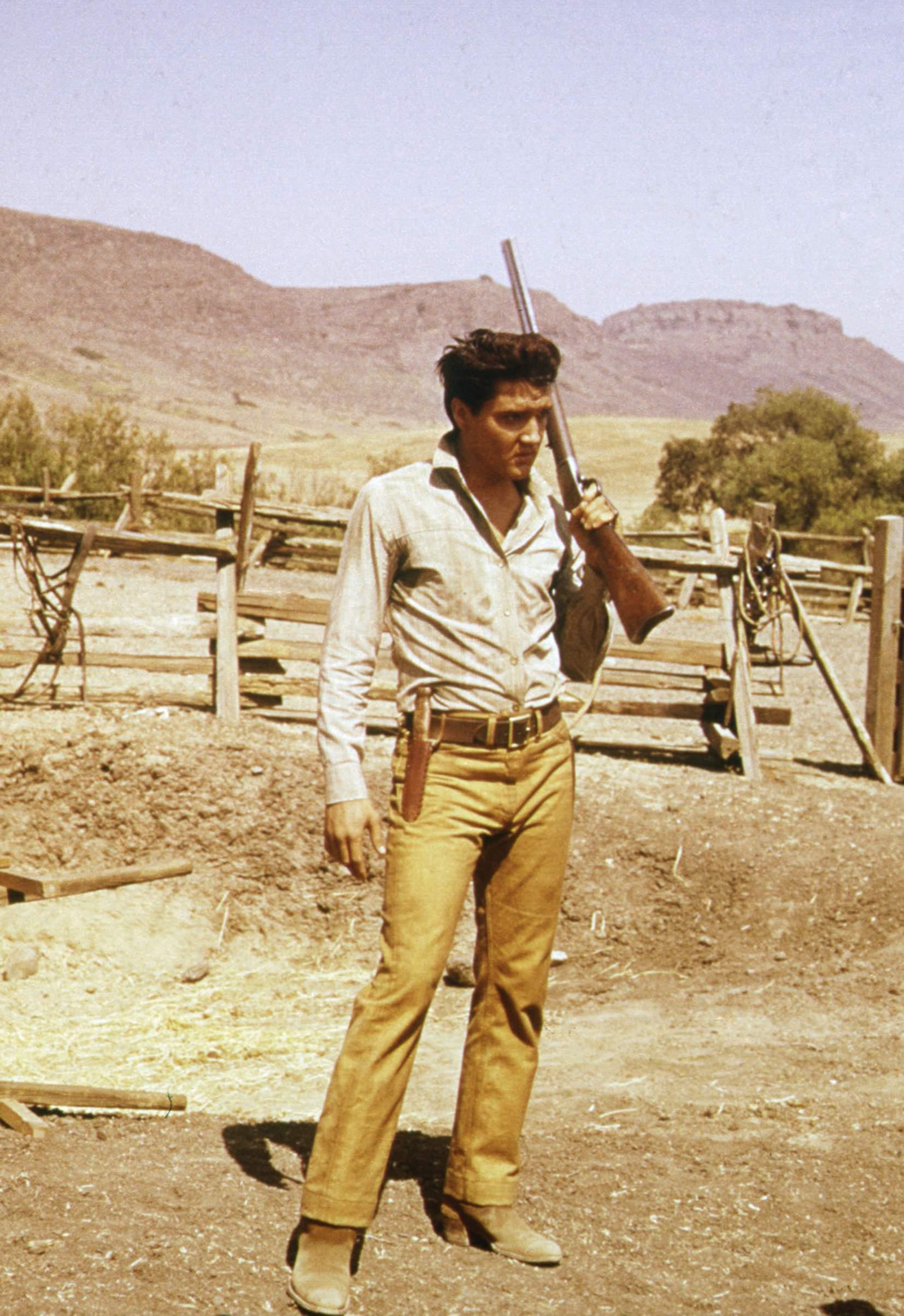 Elvis Presley photo ga... Jared Leto