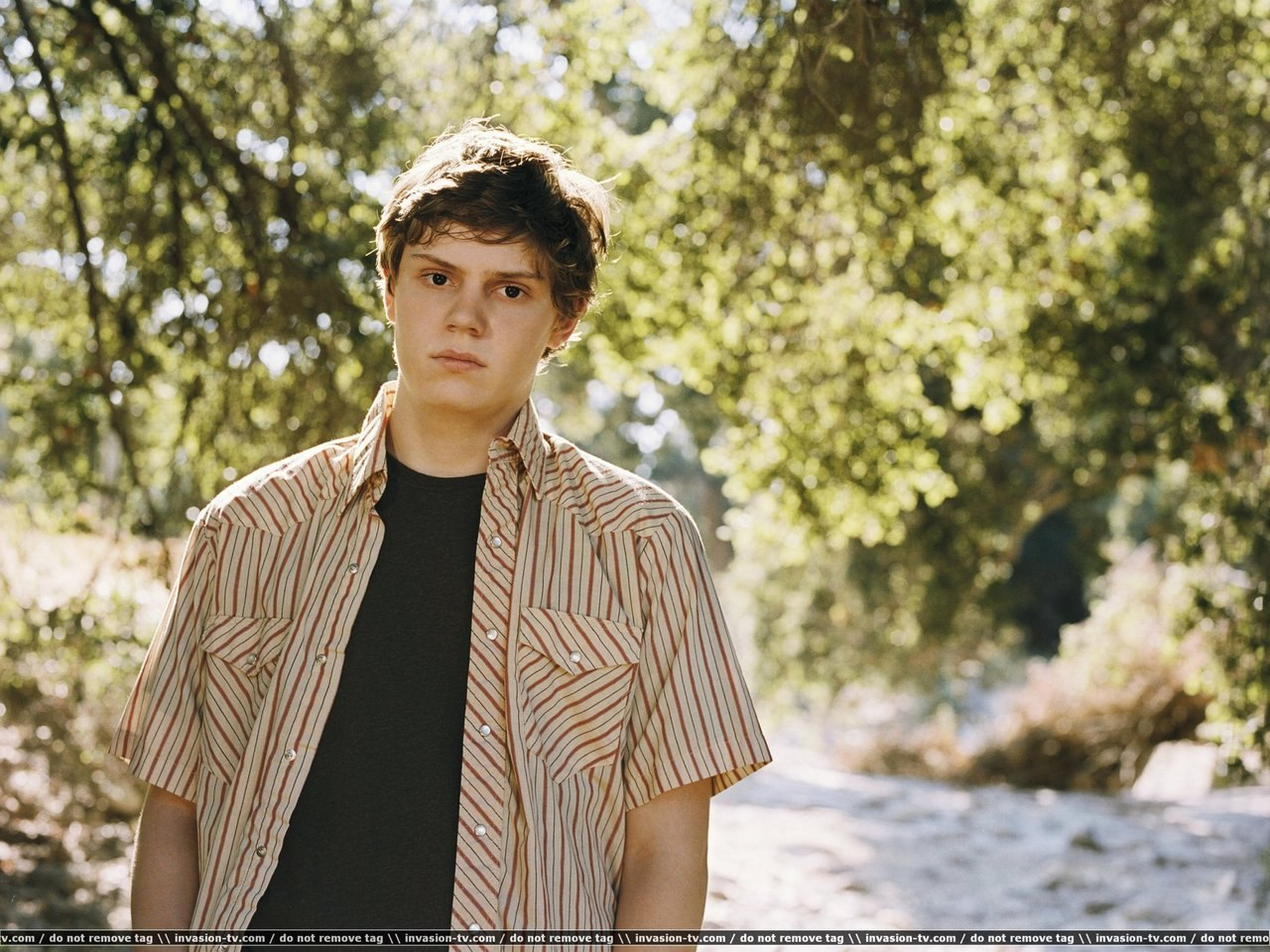 Evan Peters photo #599147