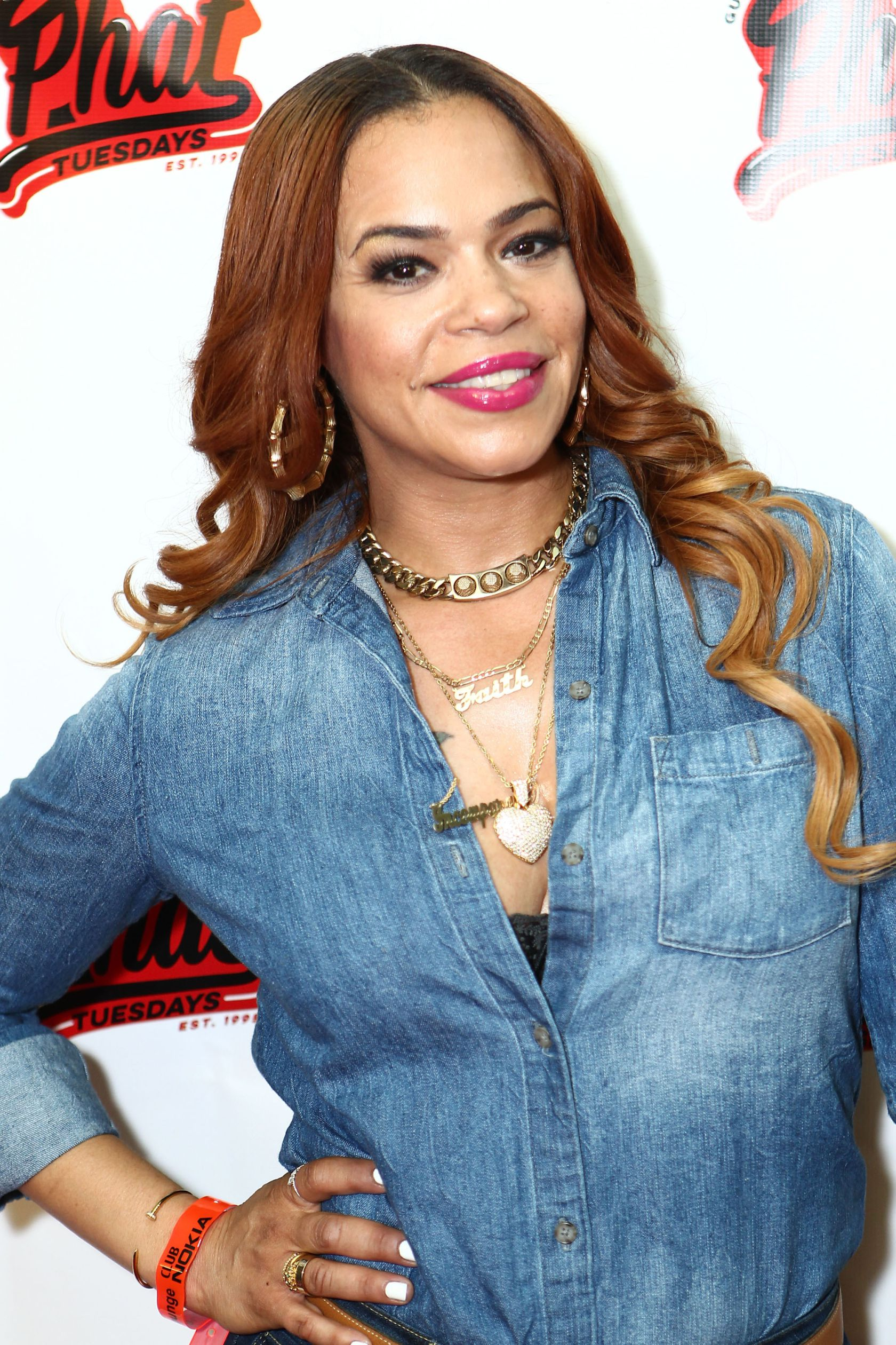 Faith Evans photo #852777