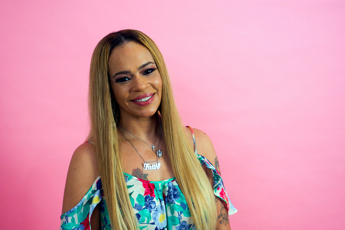 Faith Evans photo #852771