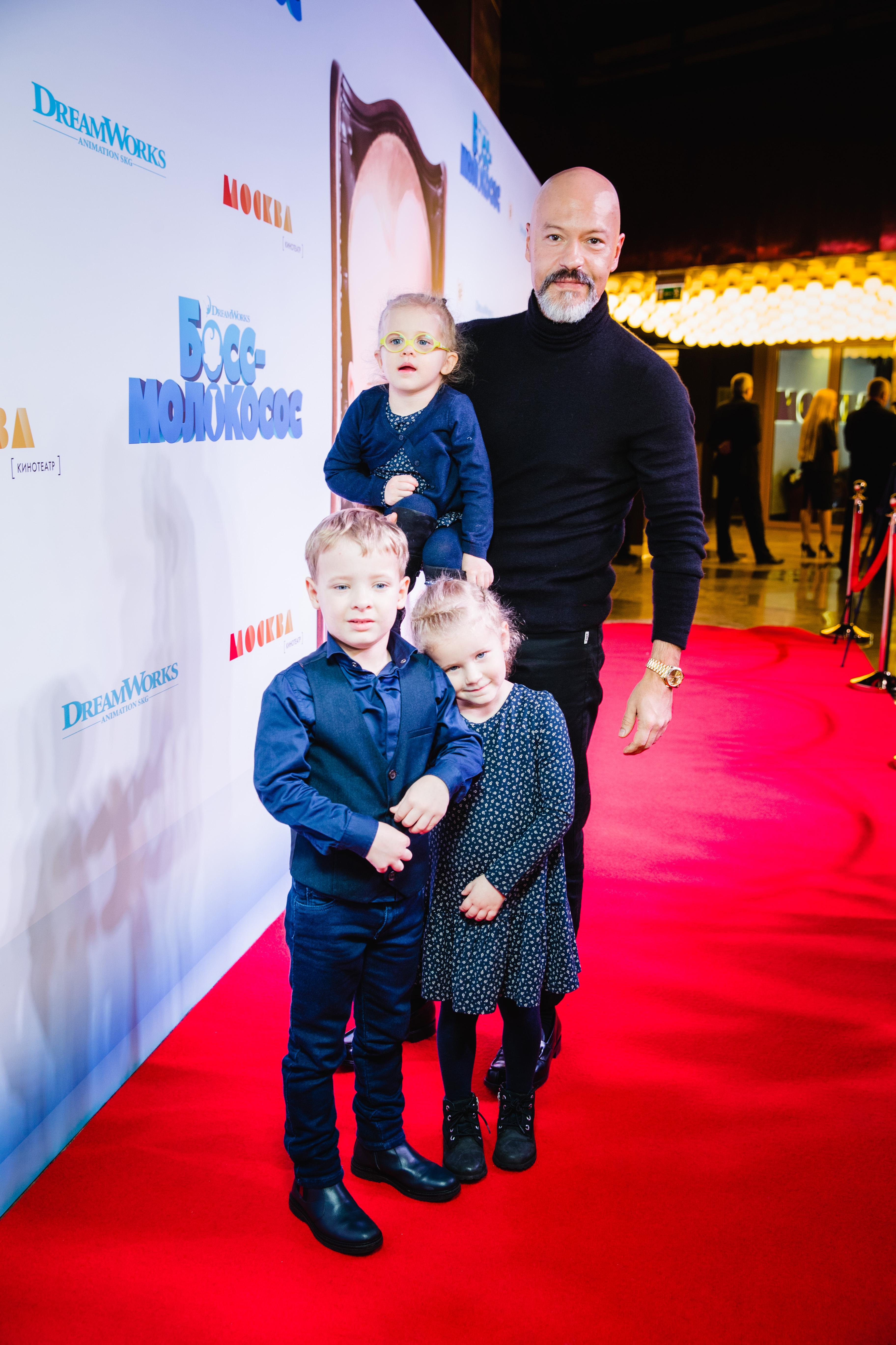 Бондарчук федор фото детей