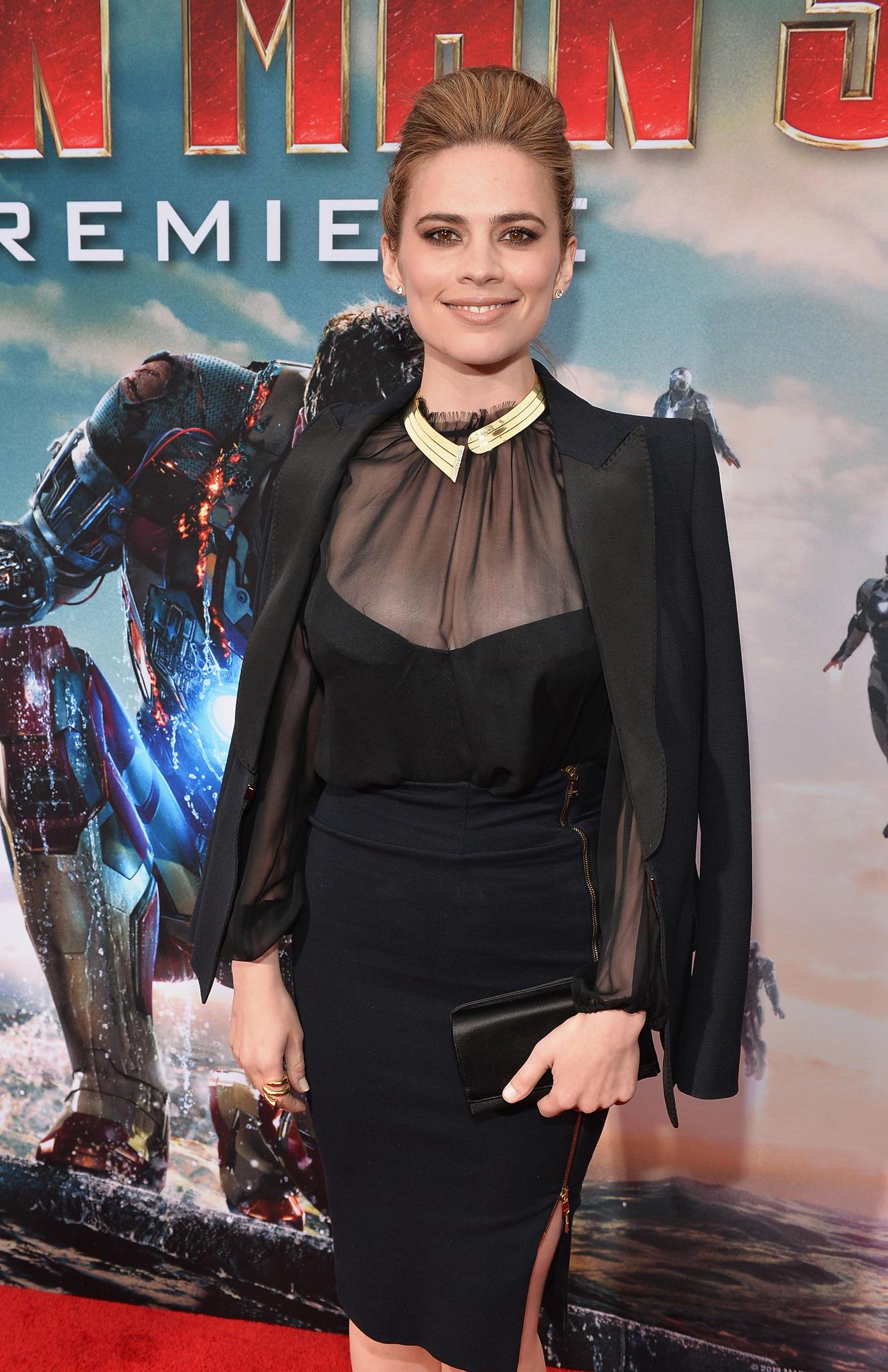 Hayley Atwell photo ga... Jennifer Lawrence Movies 2015