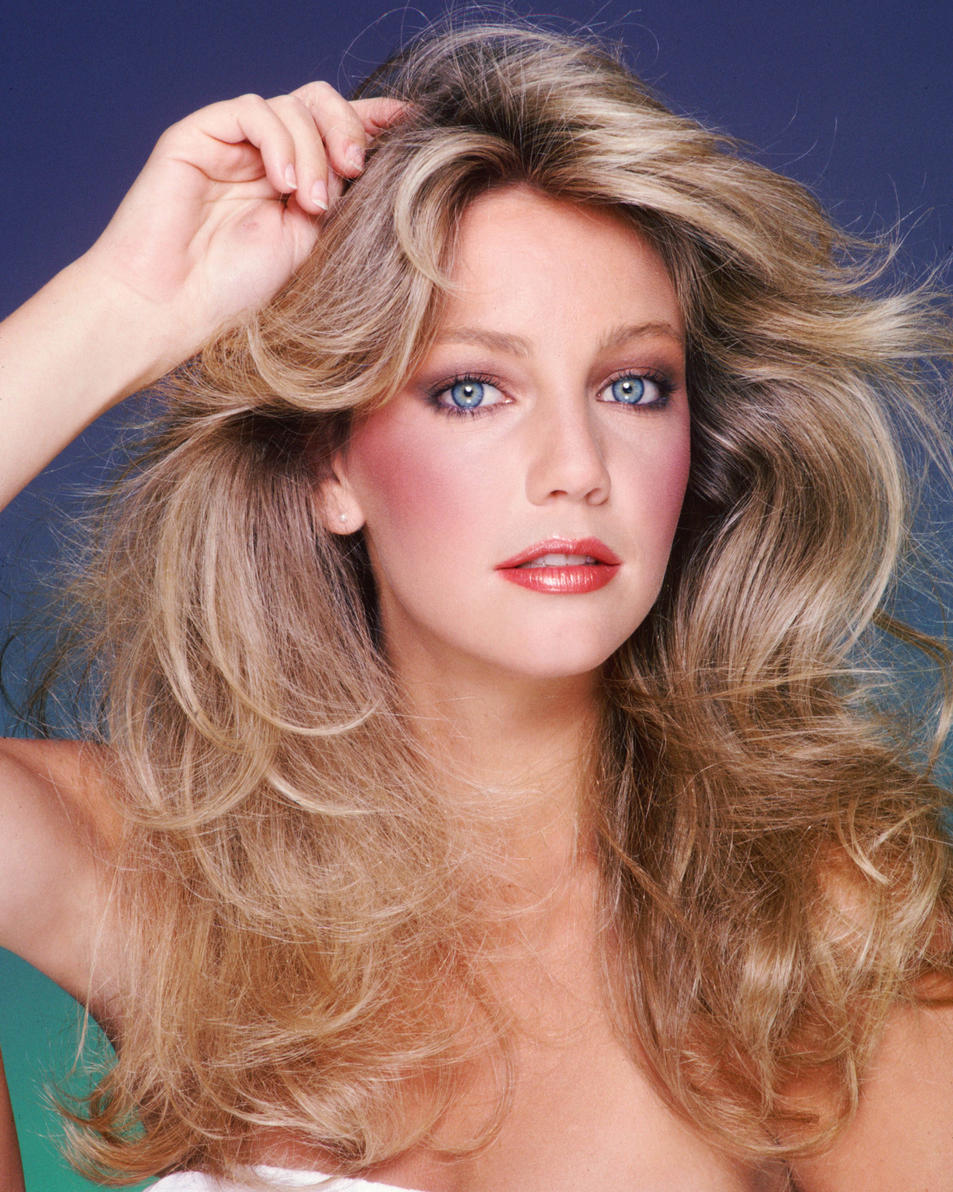heather locklear melrose place