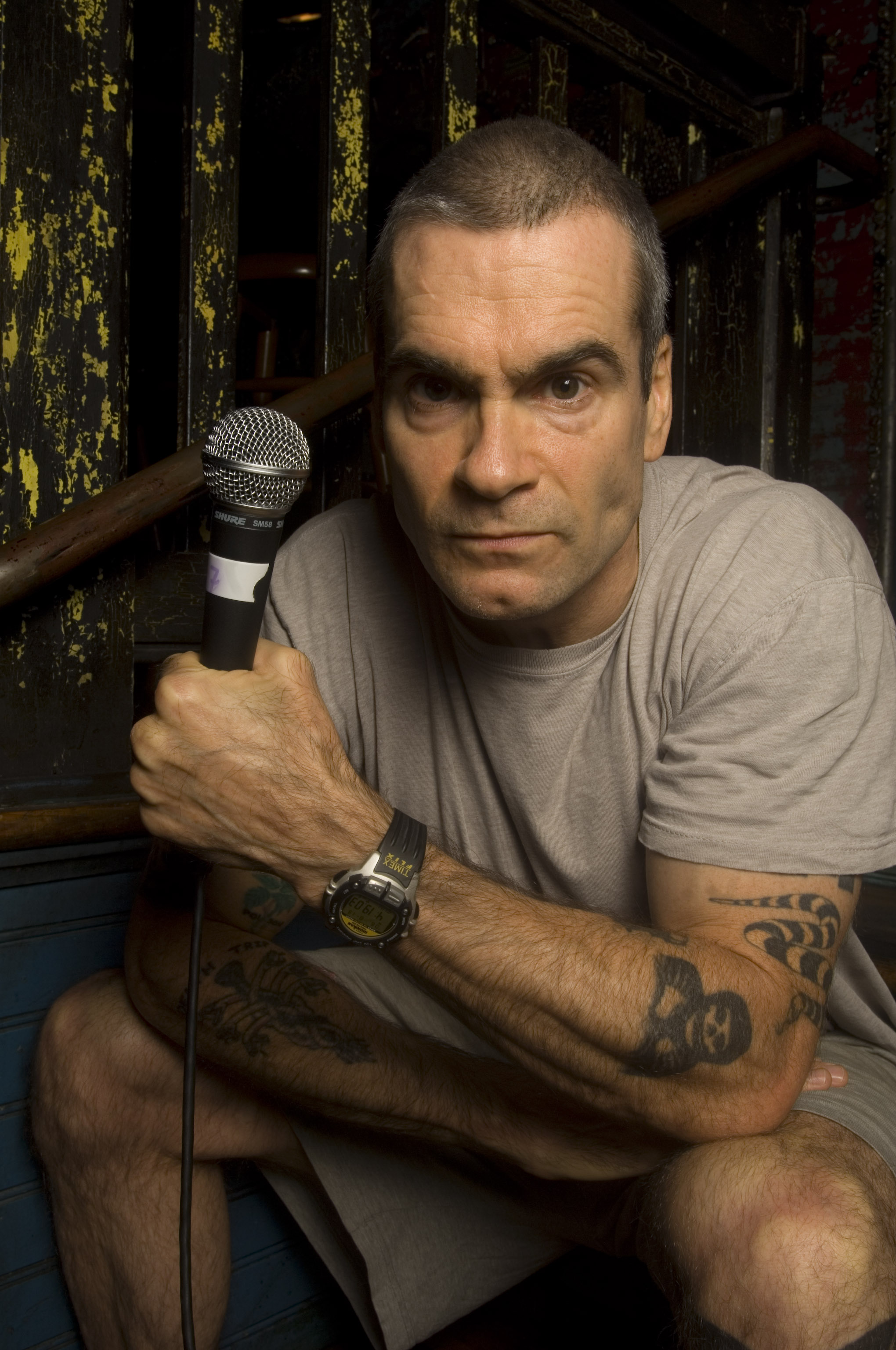 Henry Rollins photo #464666