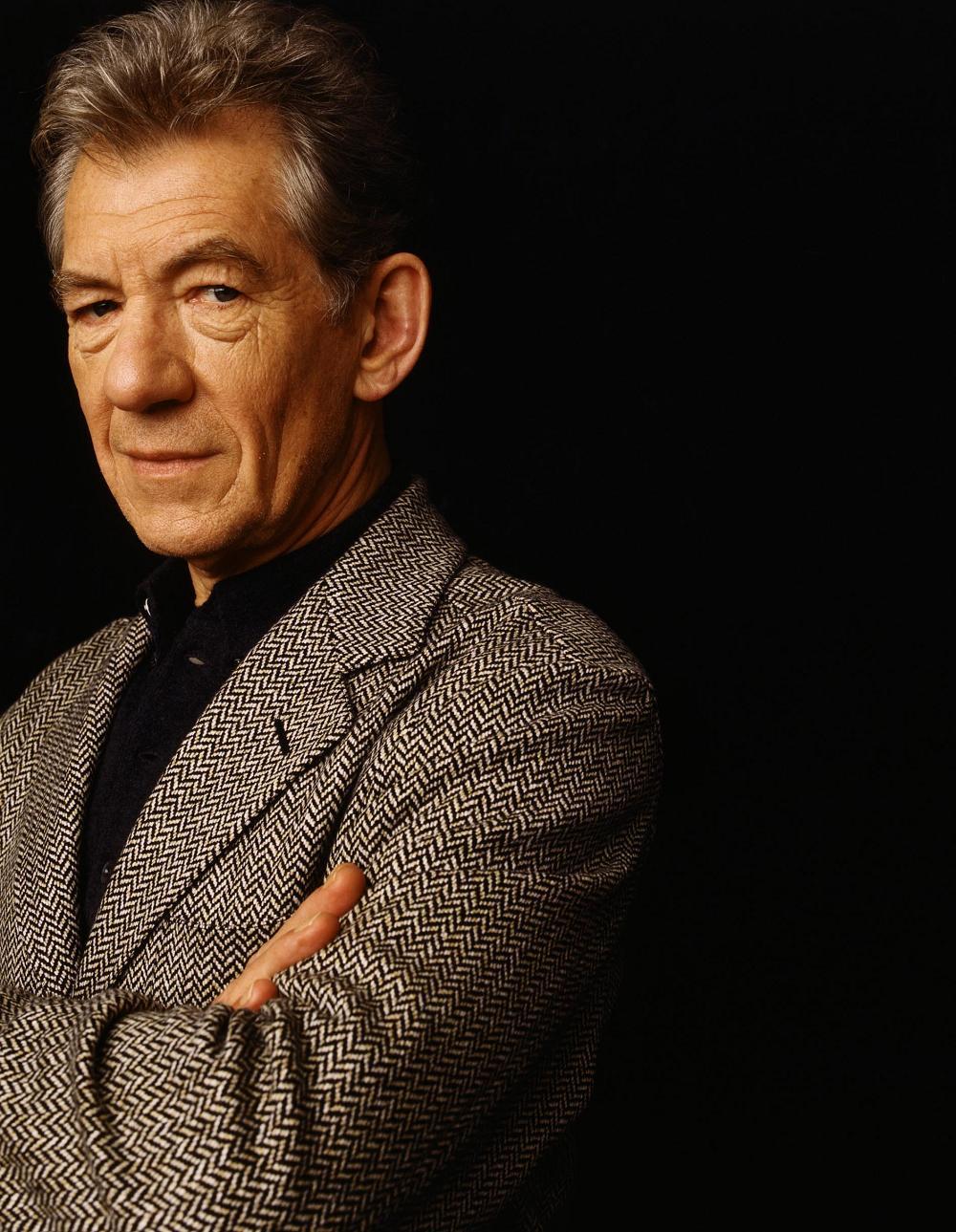 Ian McKellen photo gal...