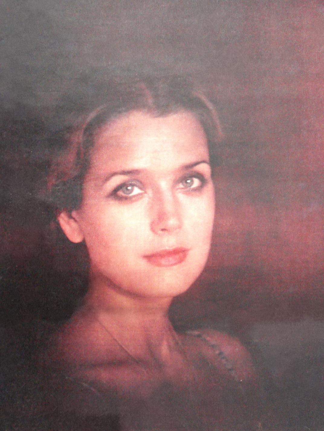Ирина алферова без макияжа