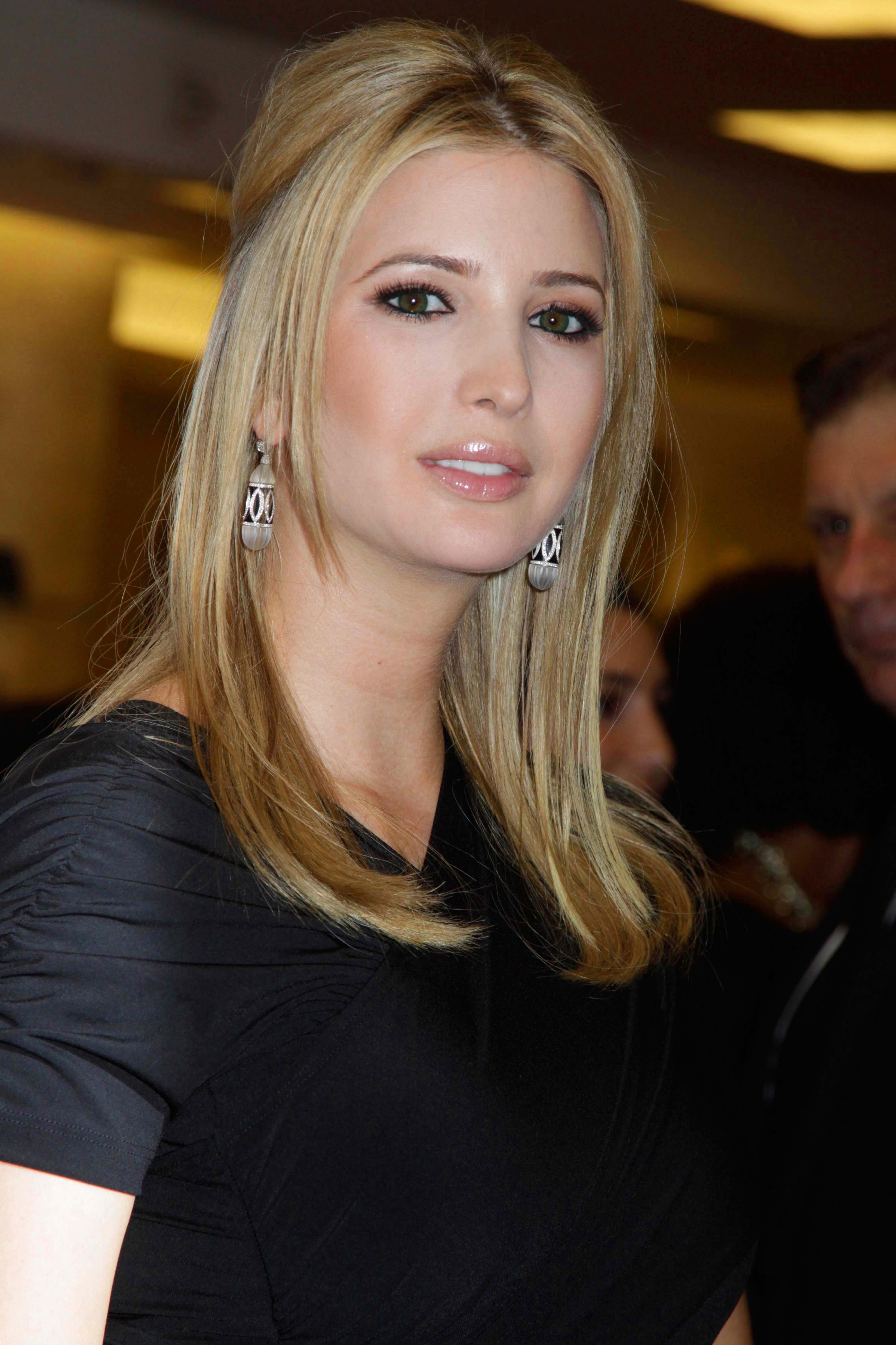 Ivanka Trump photo gallery - page #9 | Celebs-Place.com Ivanka Trump