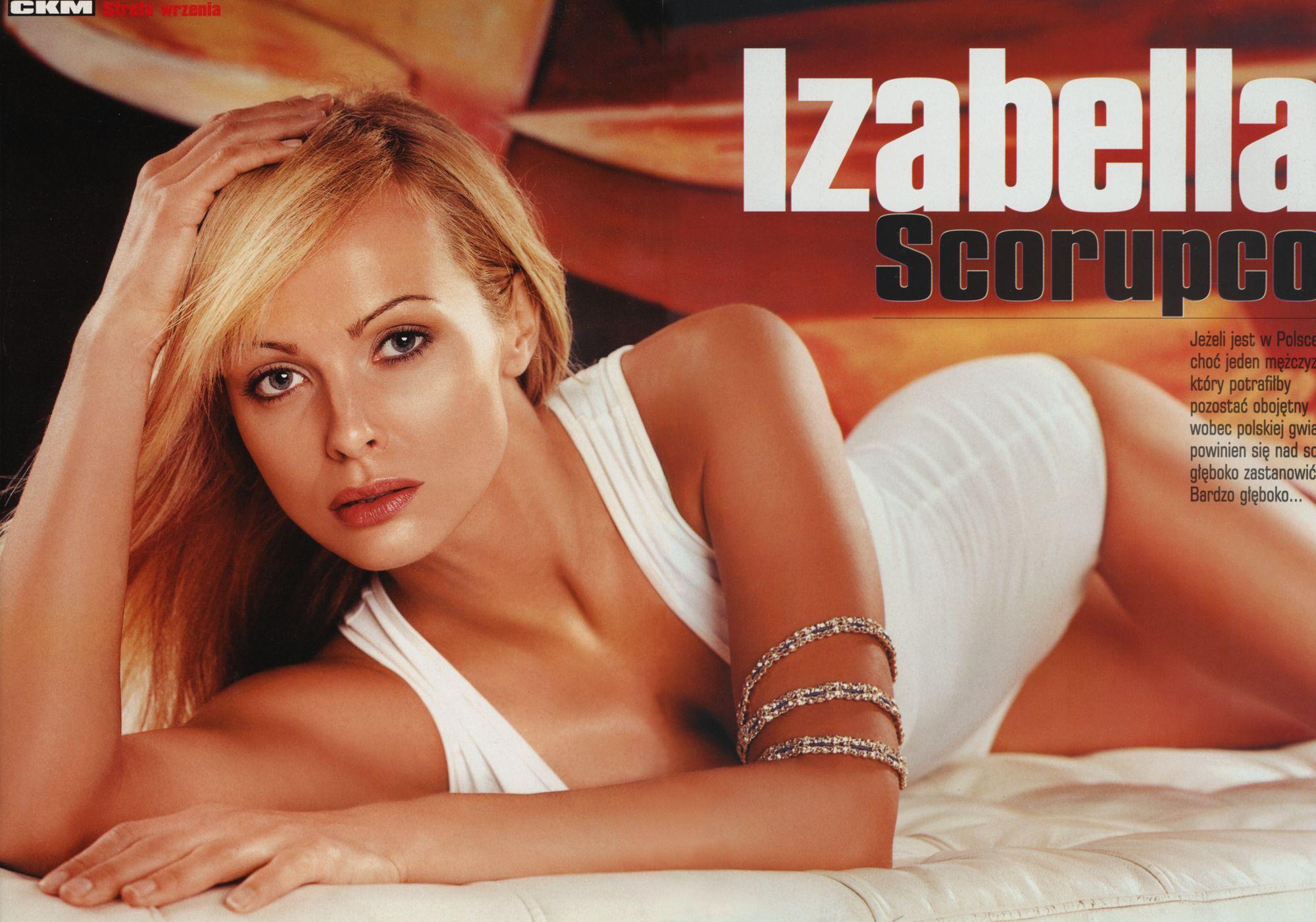 izabella scorupco filmweb