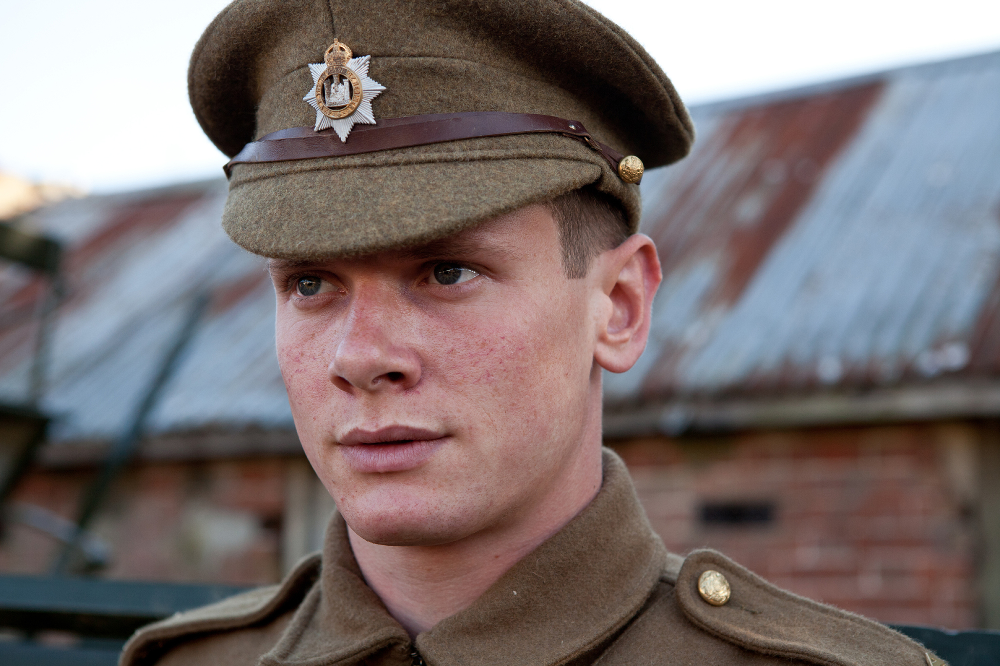 Still of Jack O'Connell in Private Peaceful (2012) photo #540473